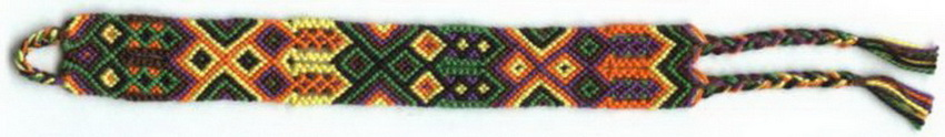 friendship bracelet gwatemala