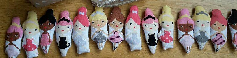 mini dolls featured