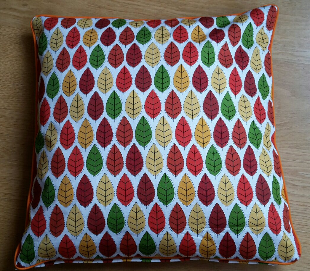 autumn pillow case