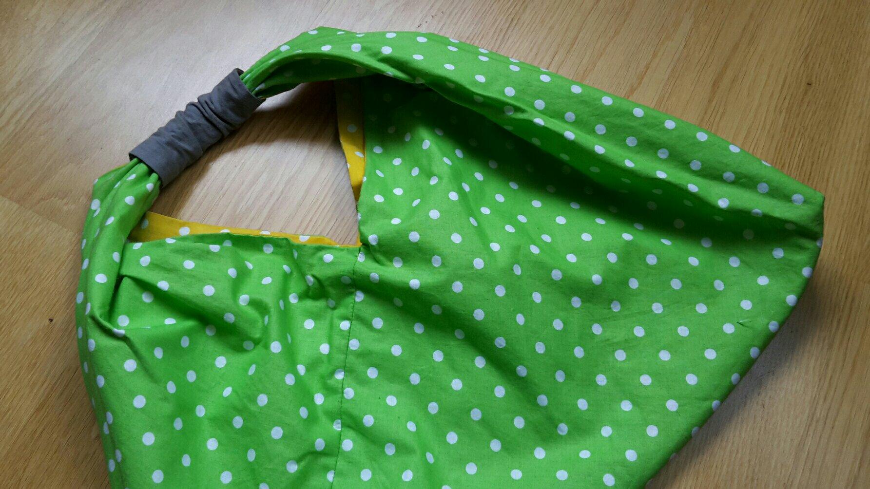 bento origami bag ready