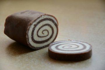 sweet coconut roll