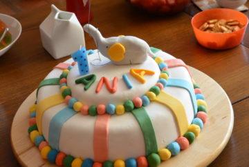 colours birthday cake elephant balloon final