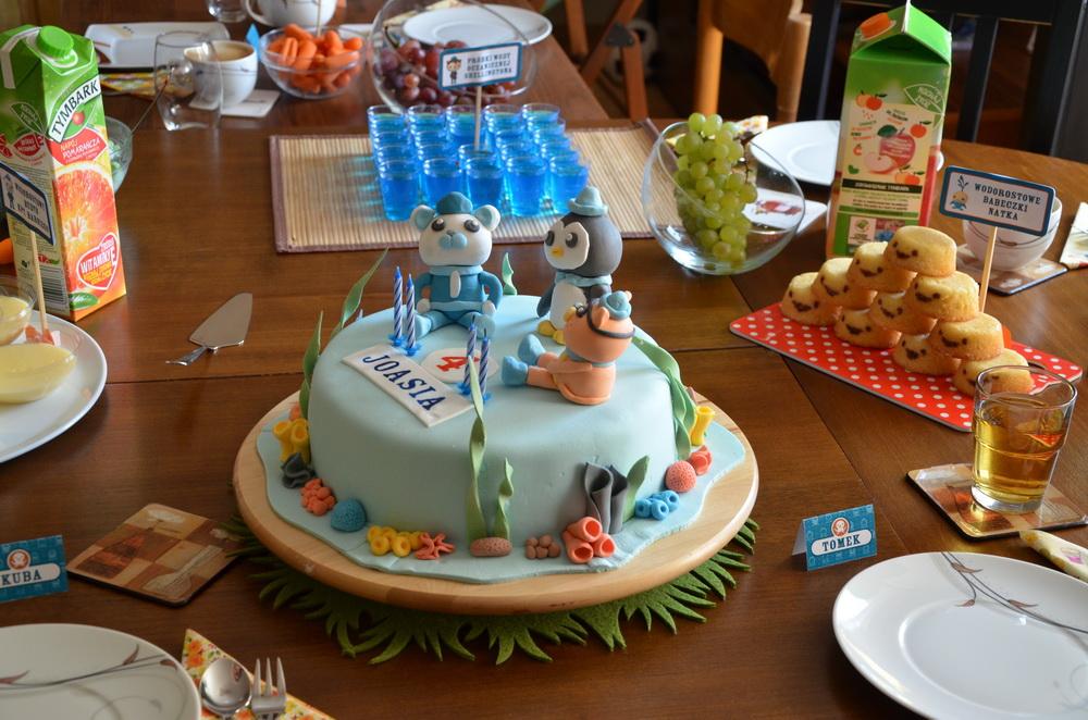 octonauts birthday cake final