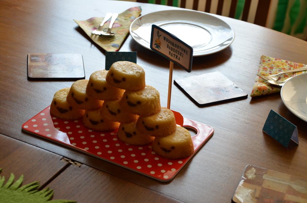 octonauts birthday party food ideas tunip kelp cupcakes