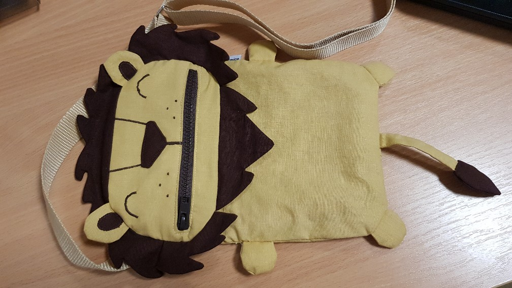 lion bag all