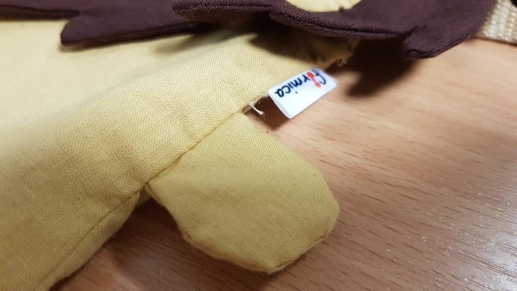 lion bag paw