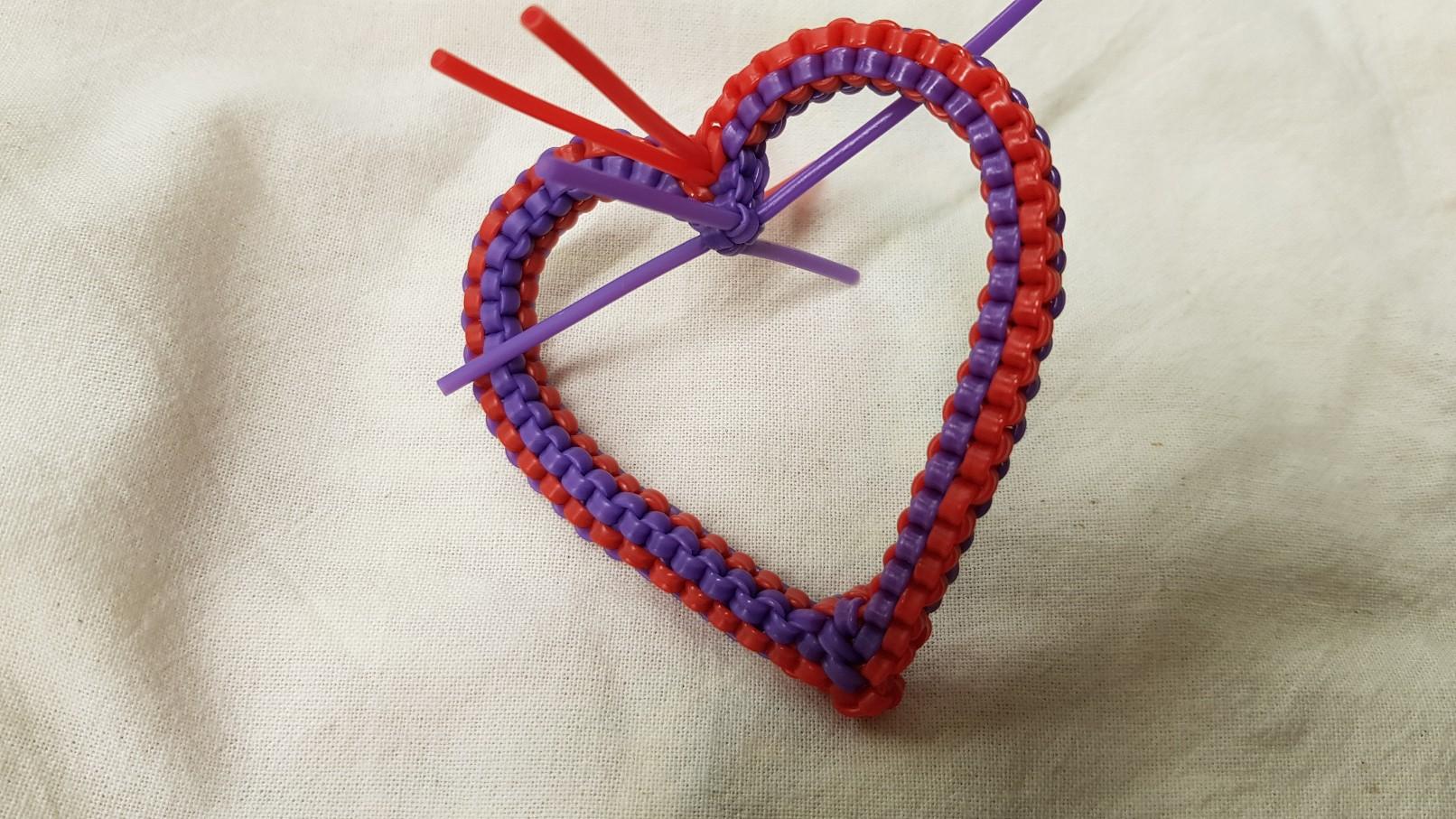 filofun heart joining step 3