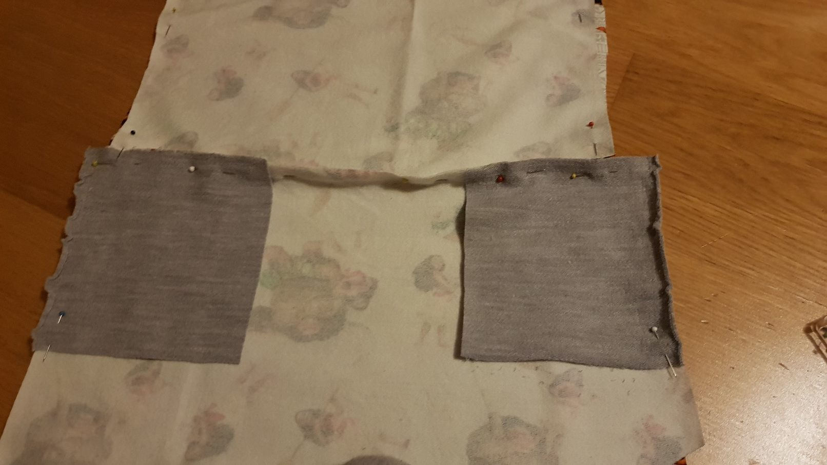 moana vaiana jersey dress pockets pinned 1