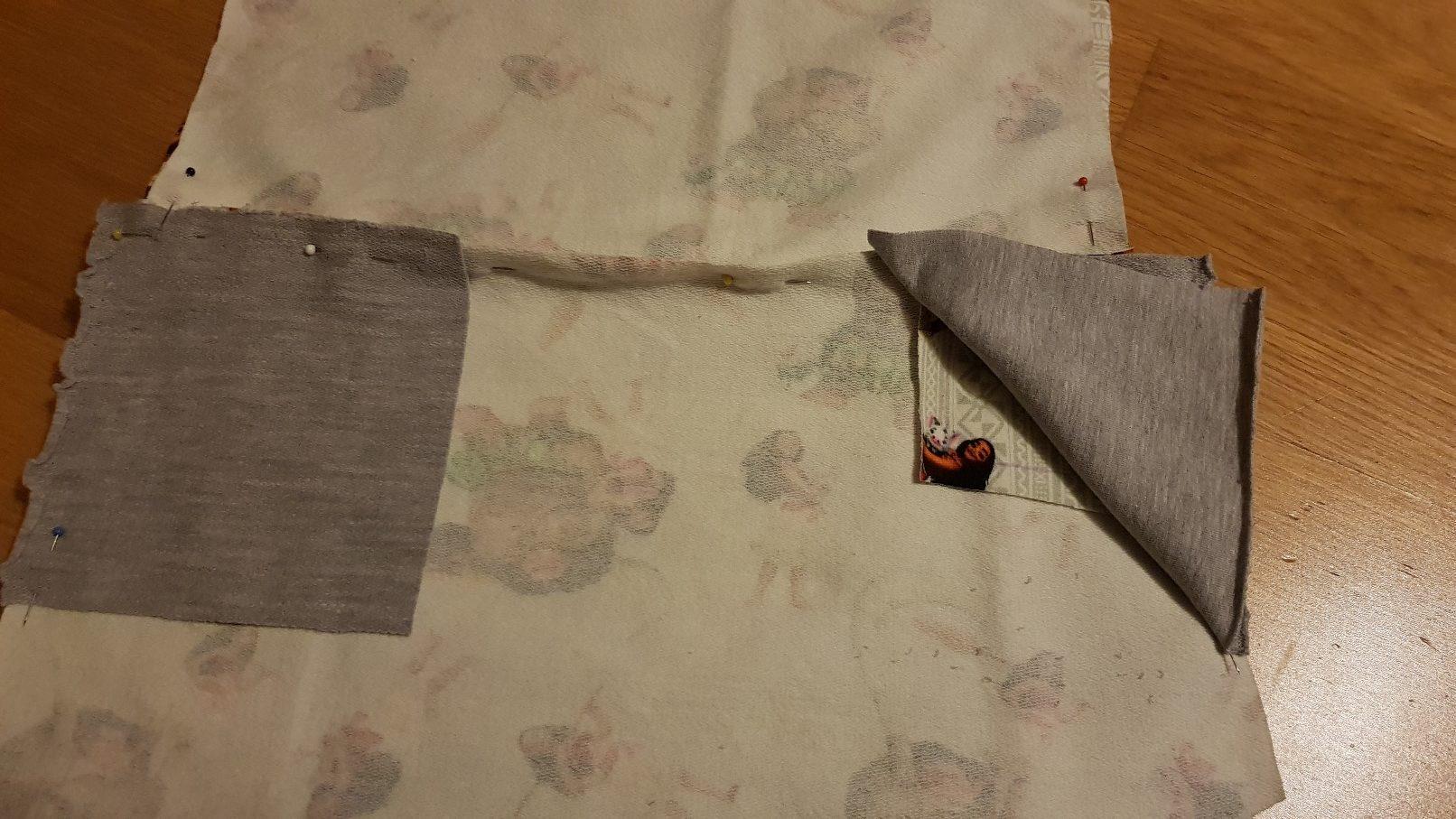 moana vaiana jersey dress pockets pinned 2