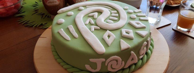 moana vaiana birthday party cake final 2