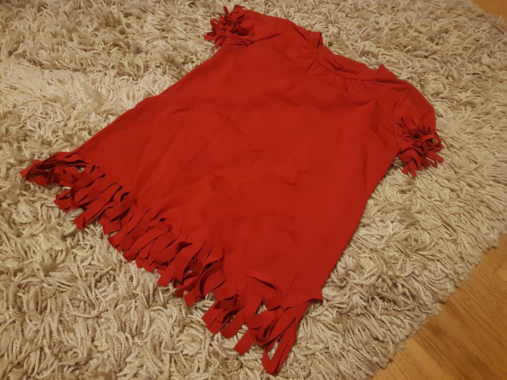 red tshirt ready
