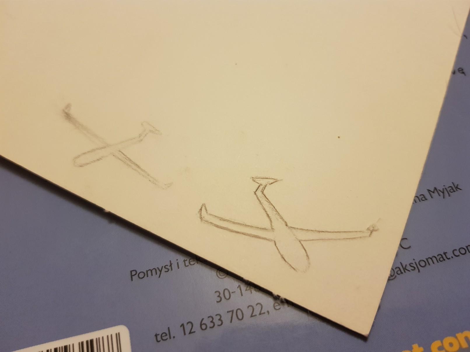 glider heart wedding card gliders sketch