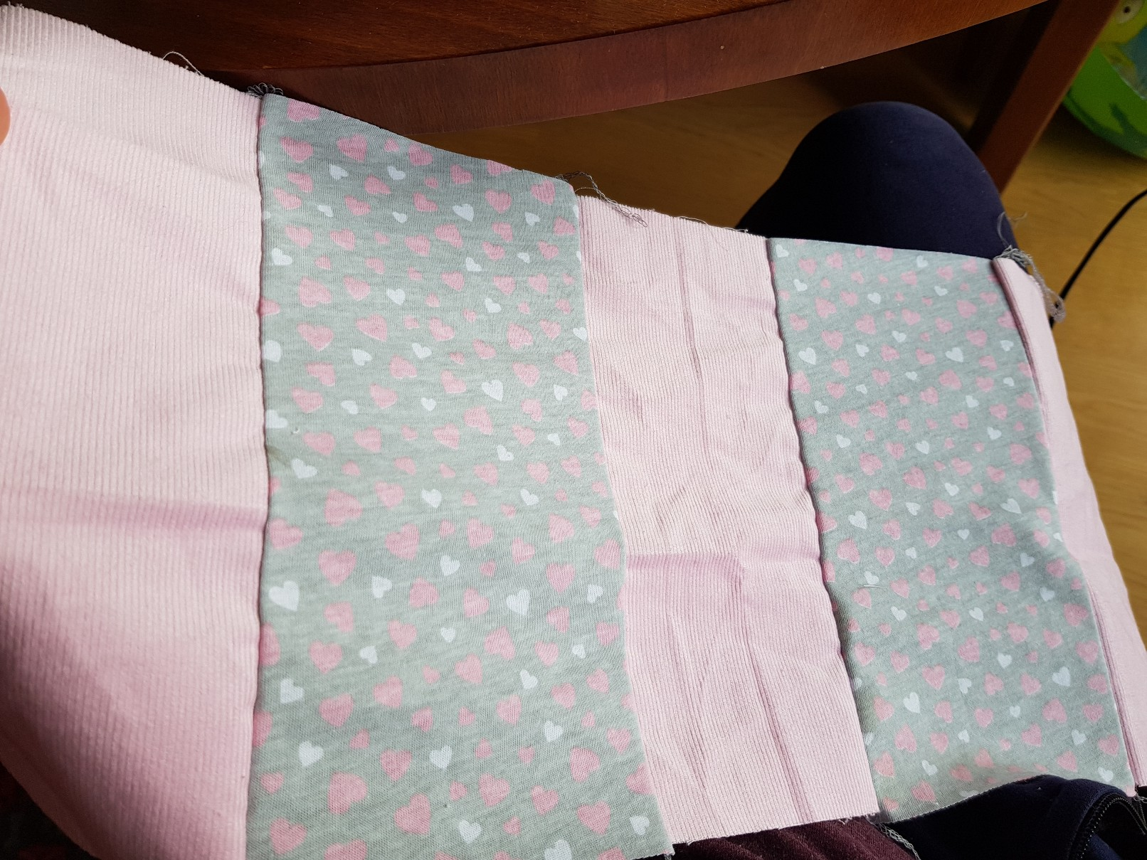 corduroy skirt pleats stripes