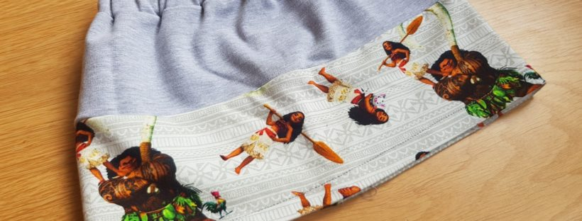 moana vaiana skirt featured
