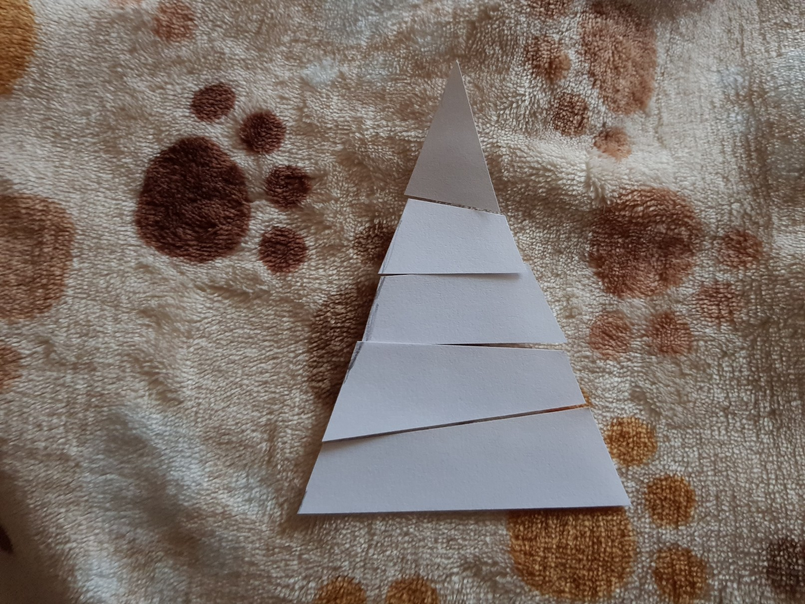 christmas card 2018 tree project