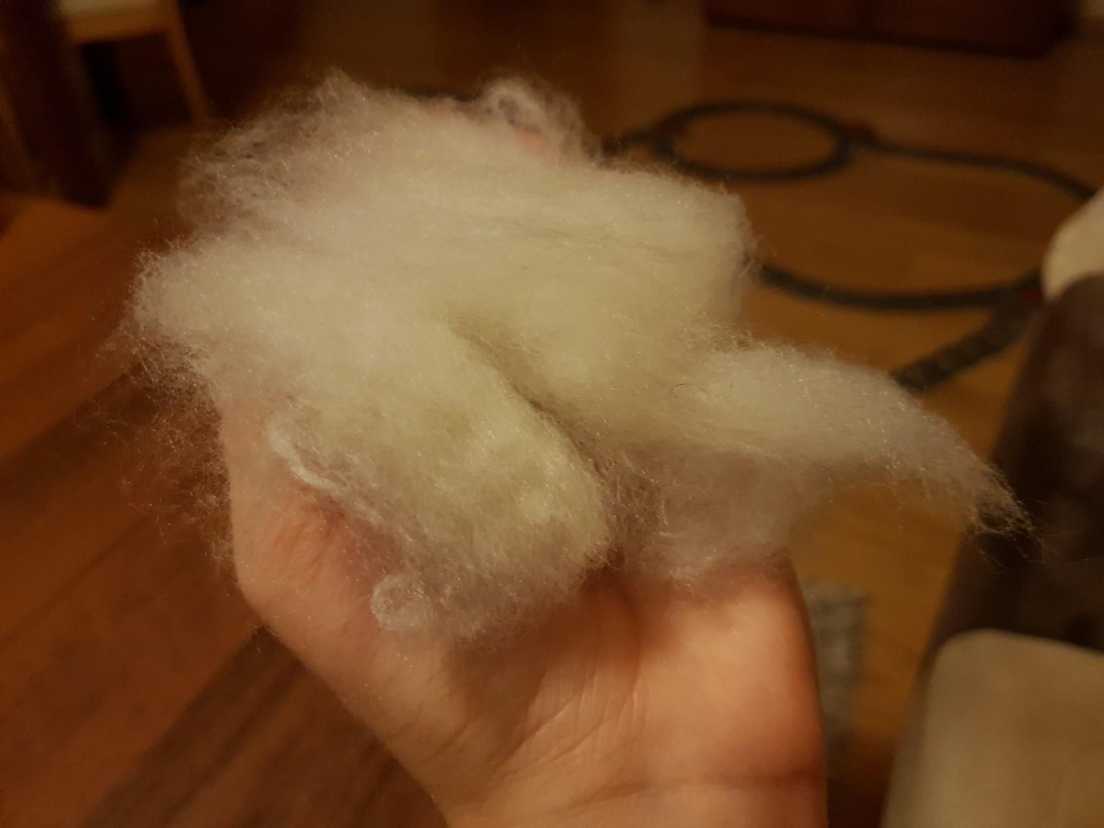 nisse christmas beard brush trash