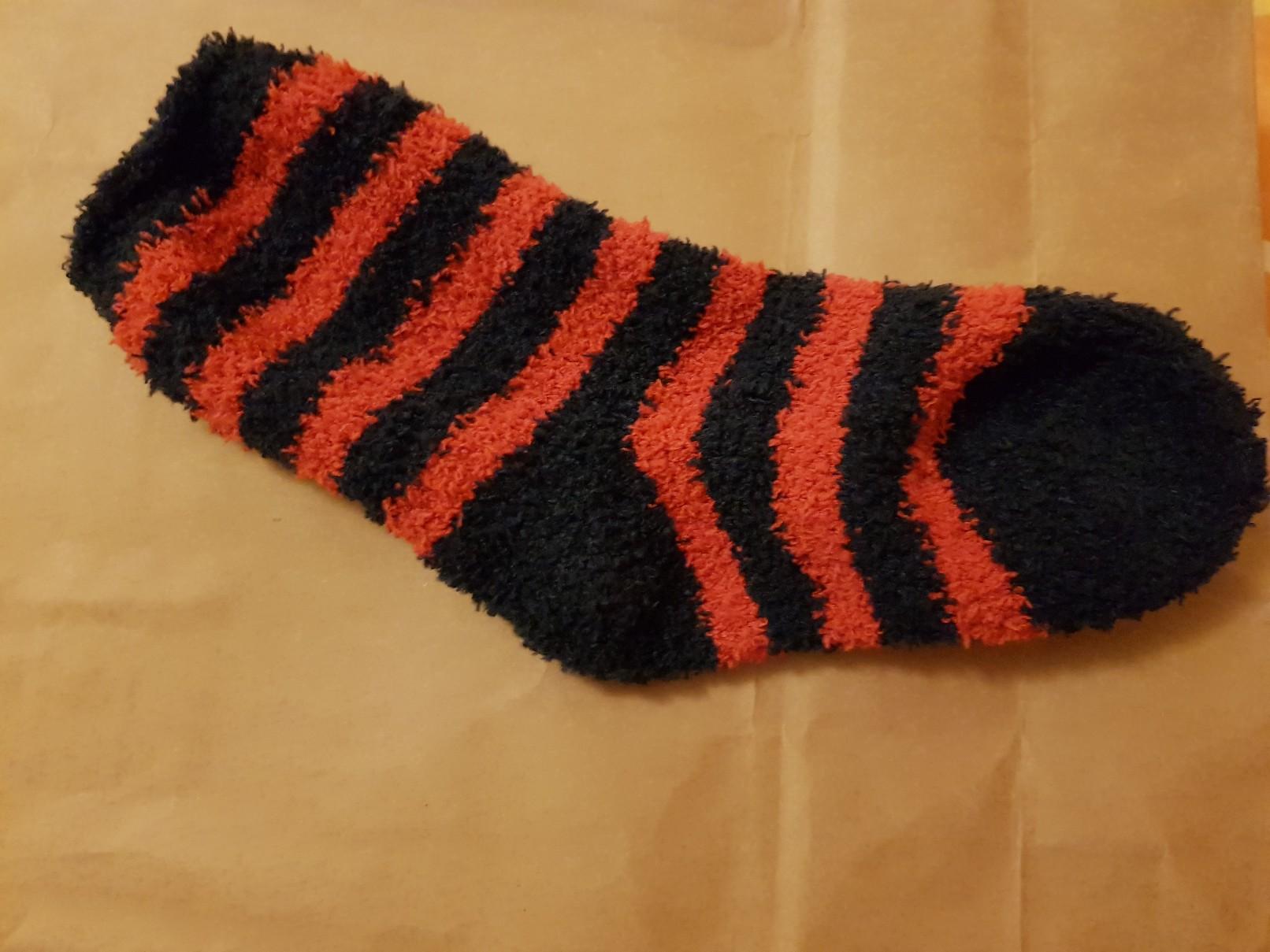 nisse christmas hat sock