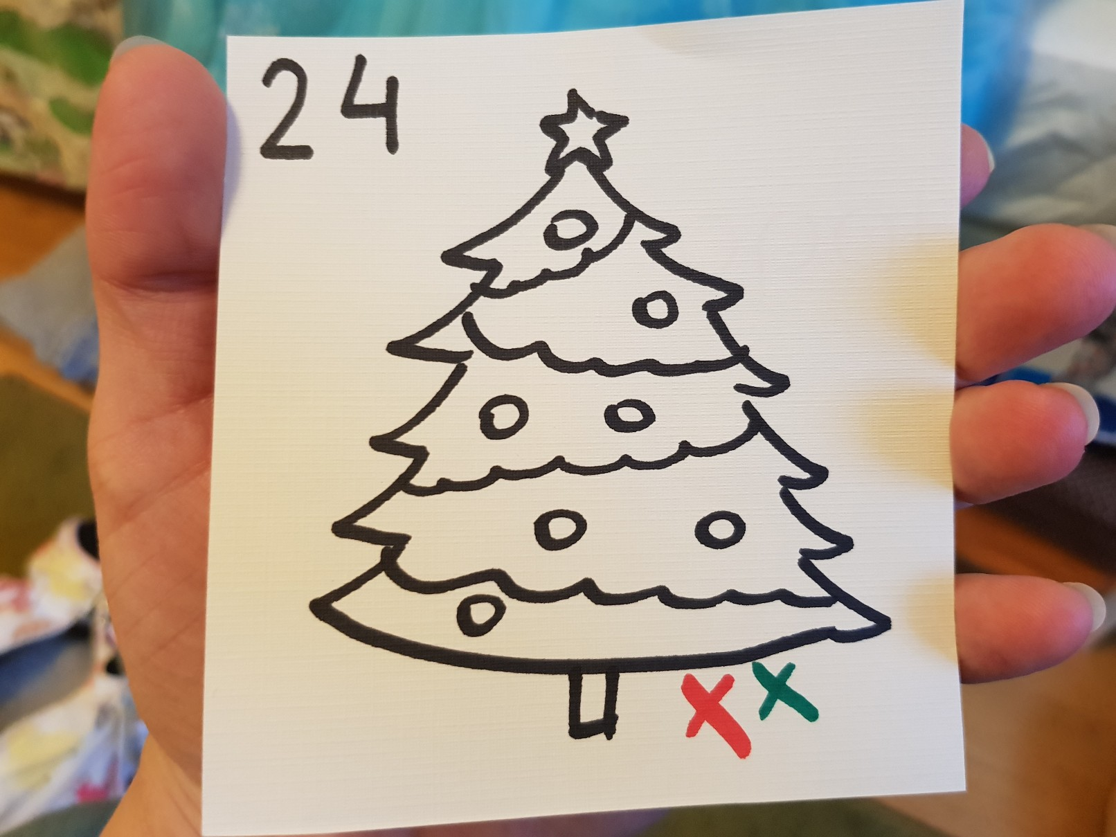 advent calendar 2018 day 24