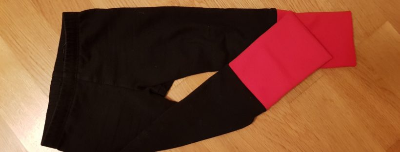 lengthened leggings featured