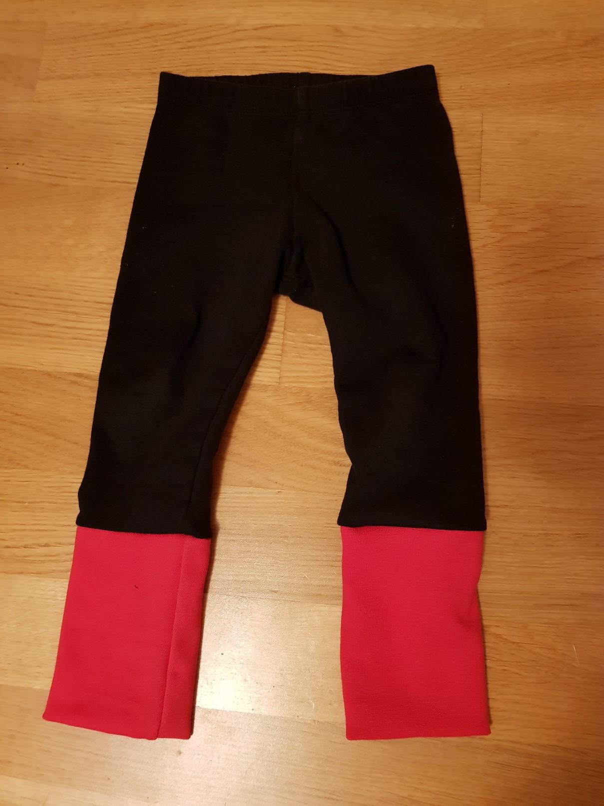 lengthened leggings