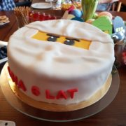 lego ninjago birthday cake final