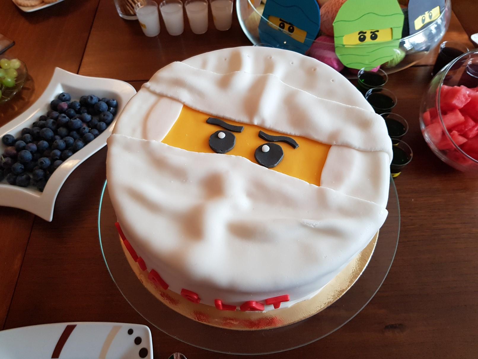 lego ninjago birthday cake final top