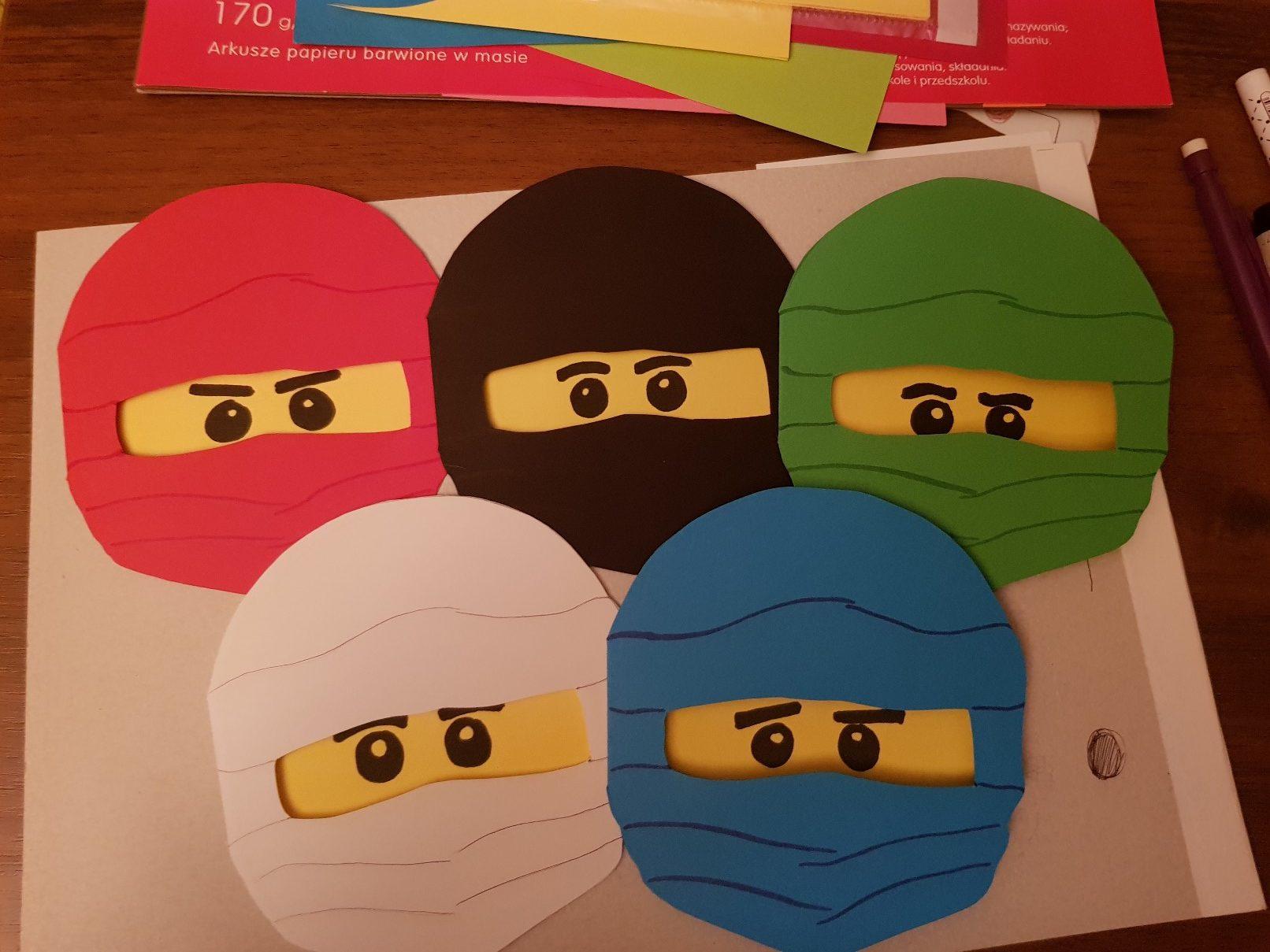 ninjago birthday invitation ready