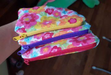 flower pouch