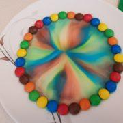 experiment rainbow skittles