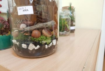 autumn decoration jar featured