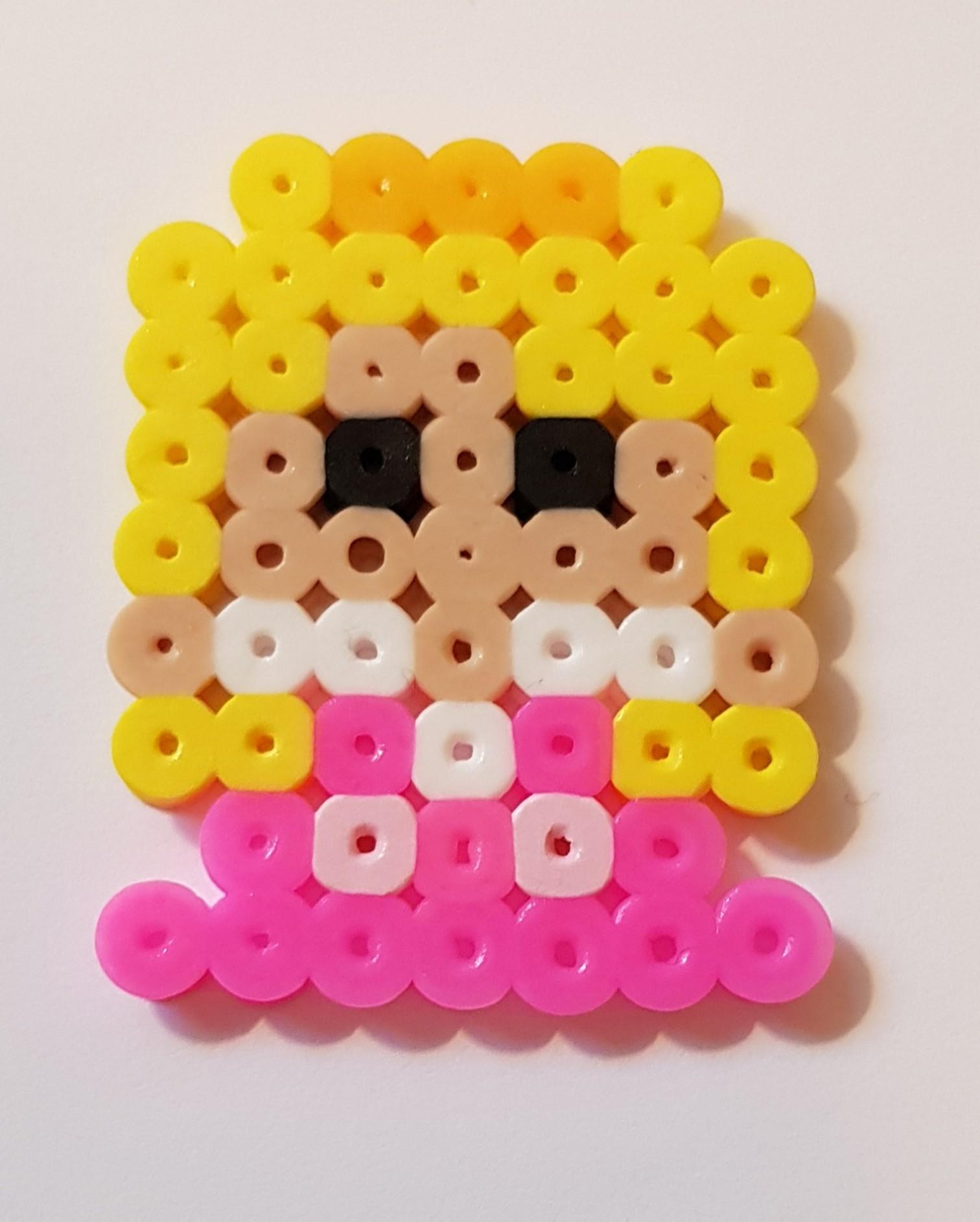 hama beads disney princess aurora 2