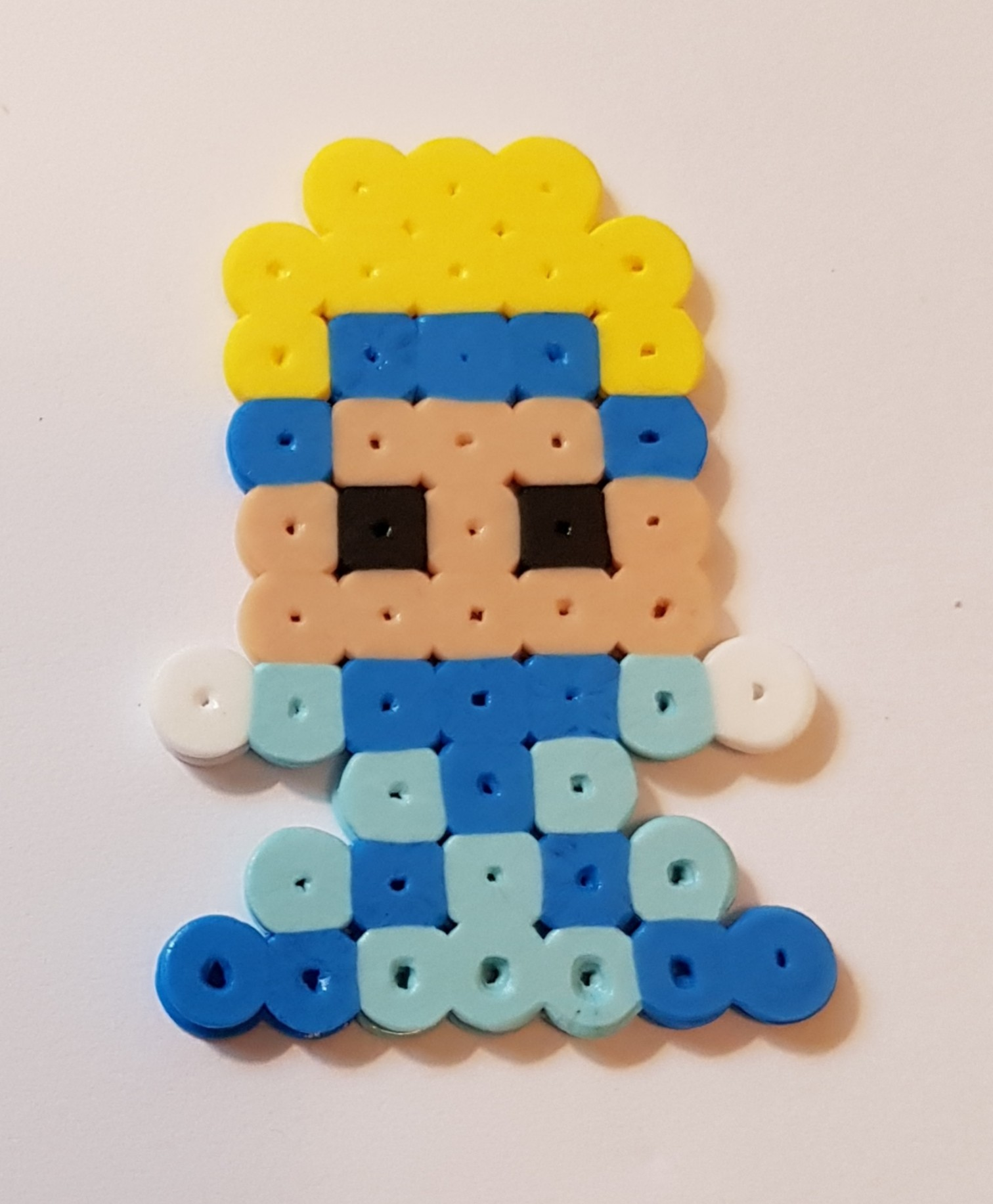 hama beads disney princess cinderella