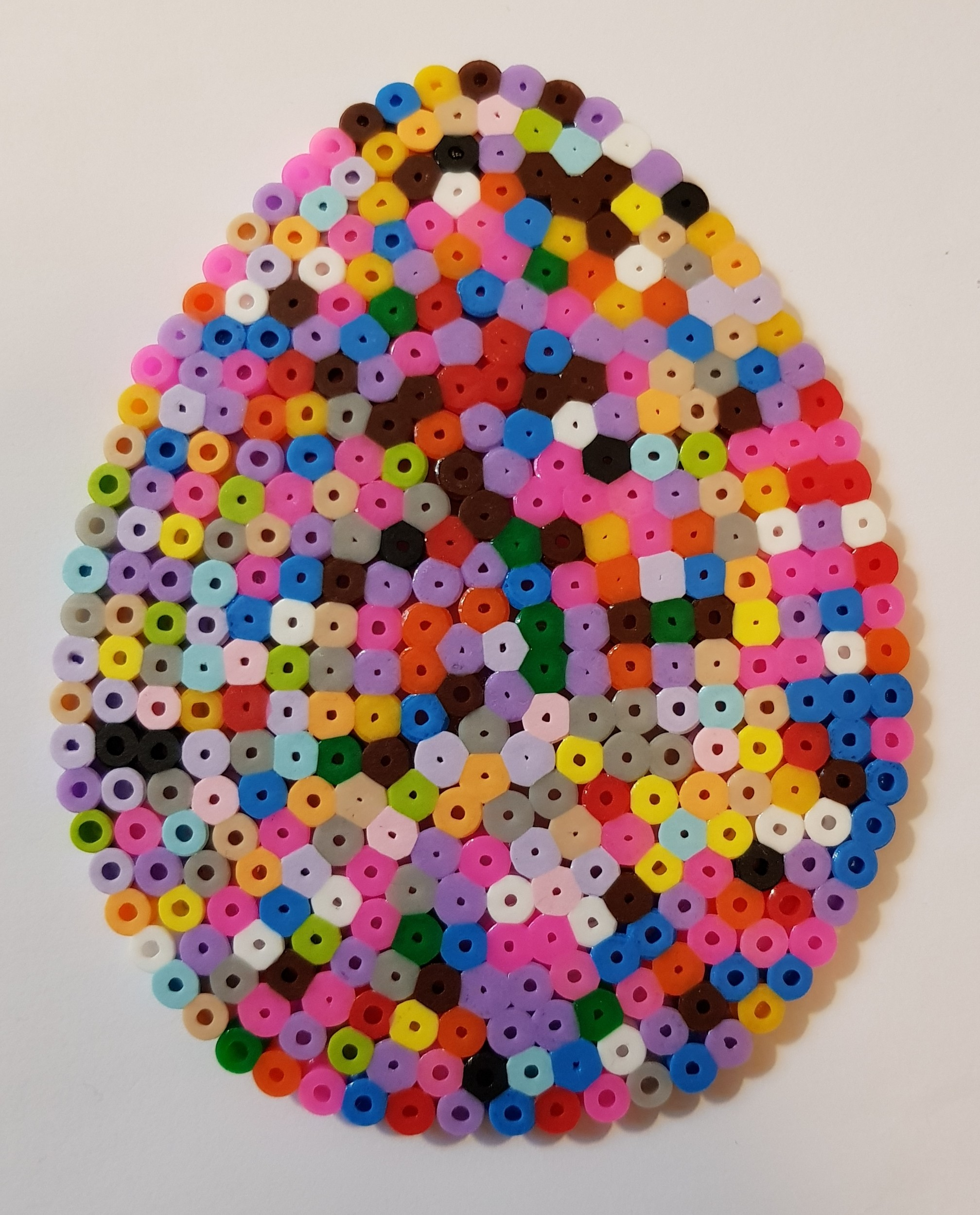 hama beads easter egg 2