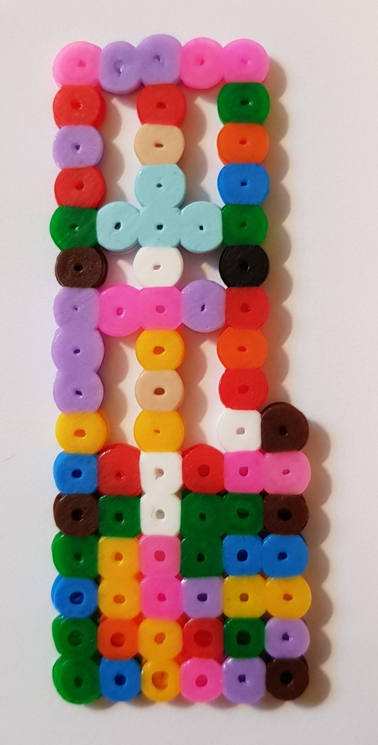 hama beads windows platia kitios