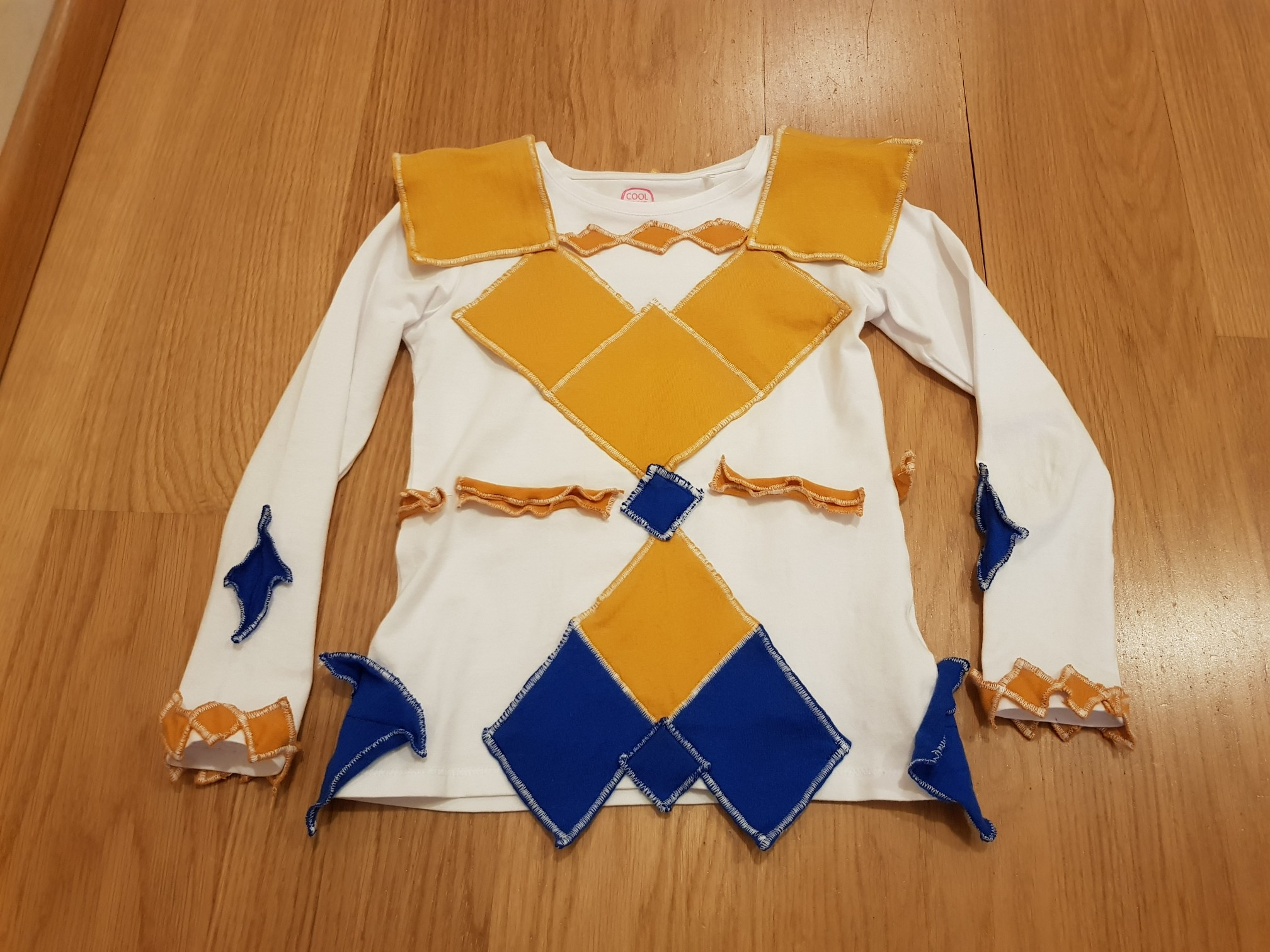 musical co ty powiesz zami outfit top front