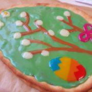easter mazurek cake featured