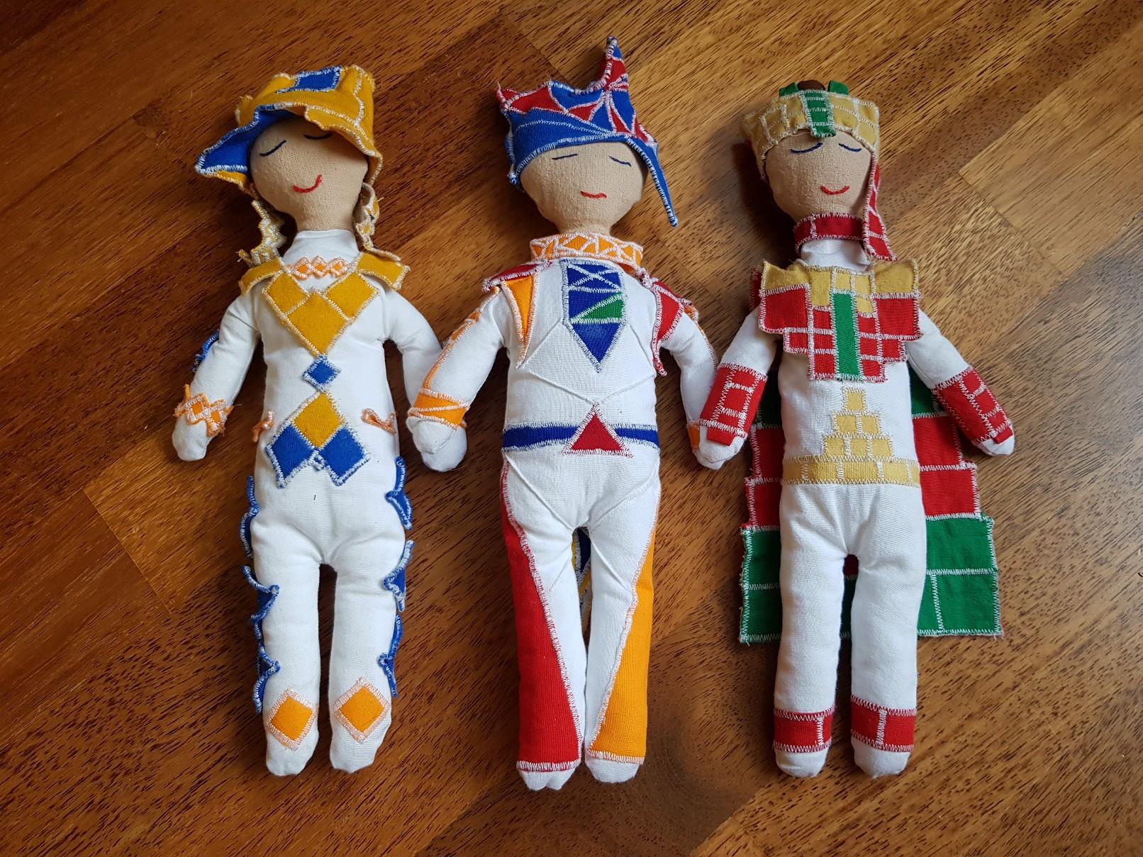 musical co ty powiesz doll trio zami trigono platia