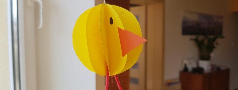 yellow round chicken