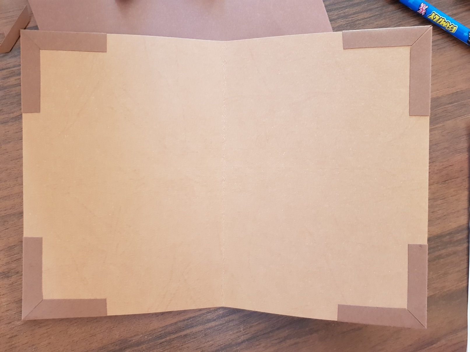 great book of gummi birthday invitation cover inside