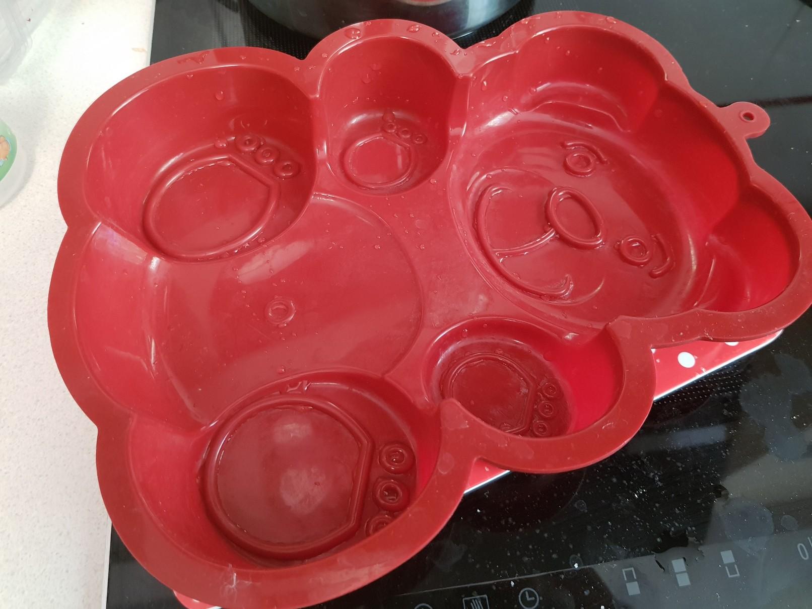 great gummi jelly form