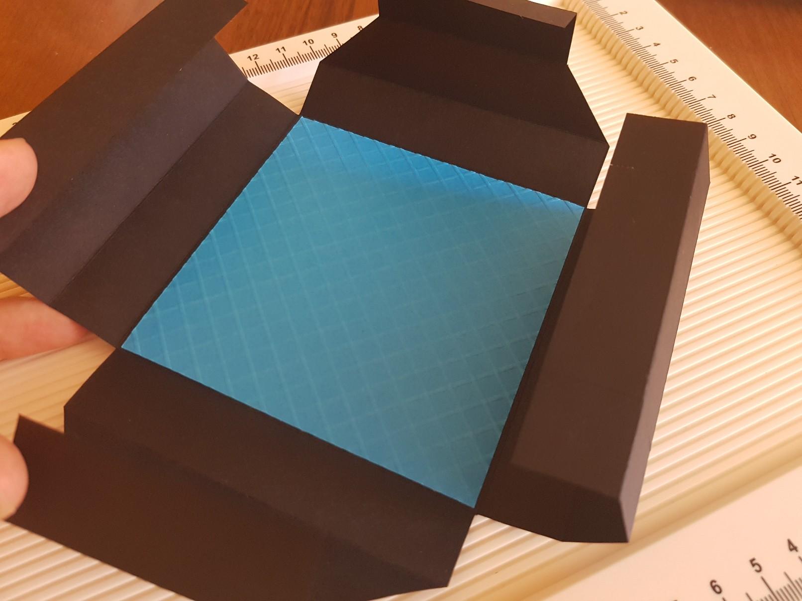 shadow box base background