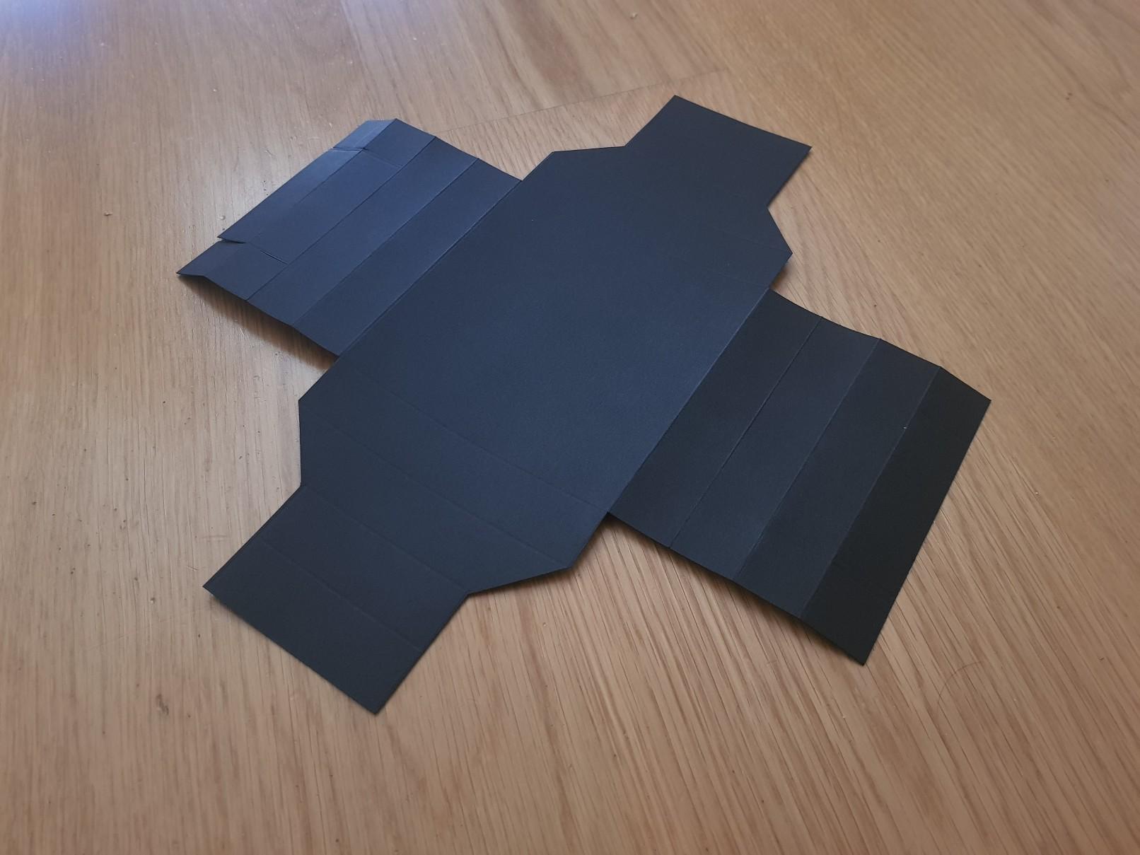 shadow box base flat