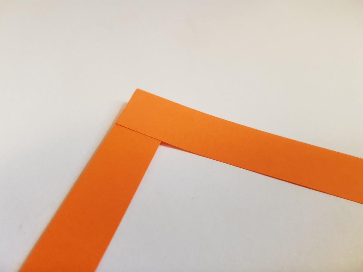 bookmark nemo start orange stripes