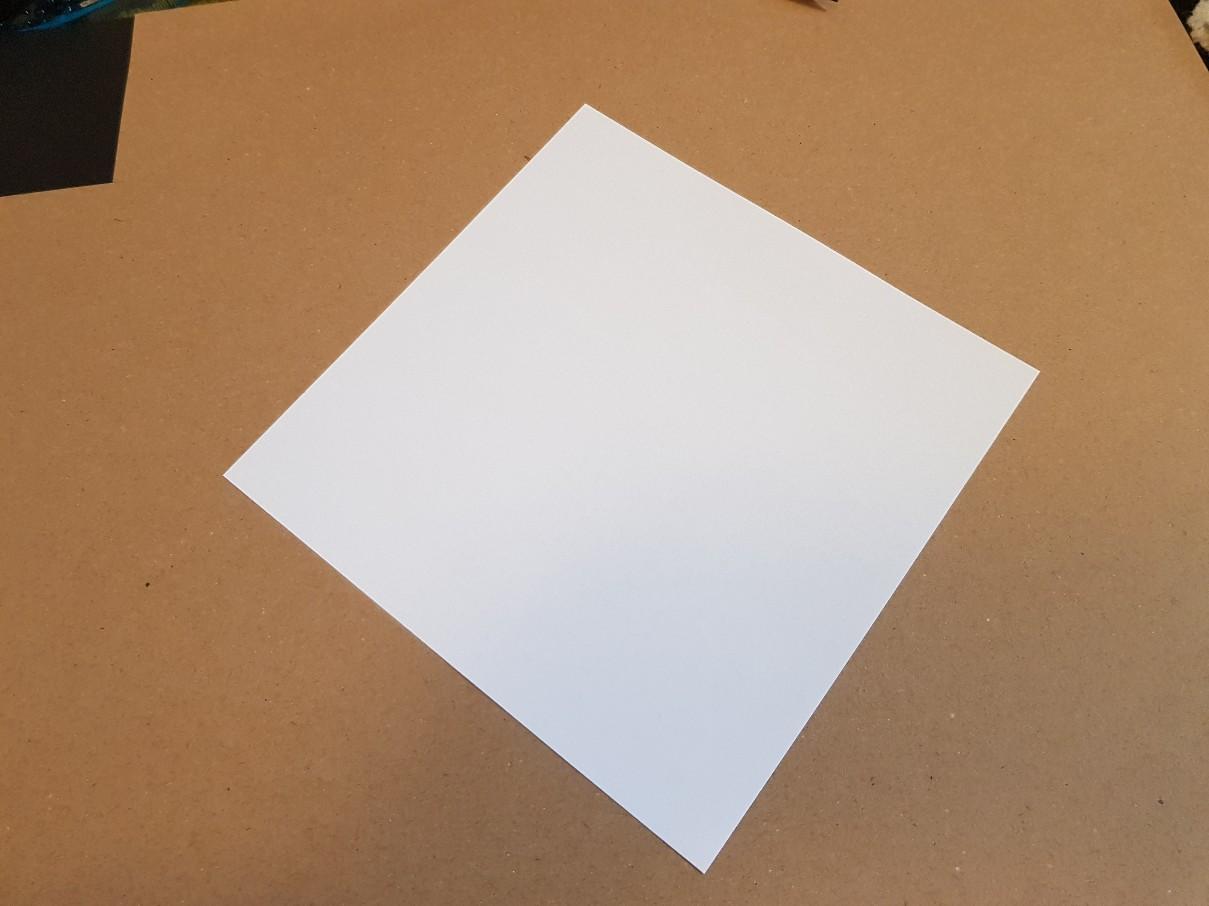 corner bookmark step 0