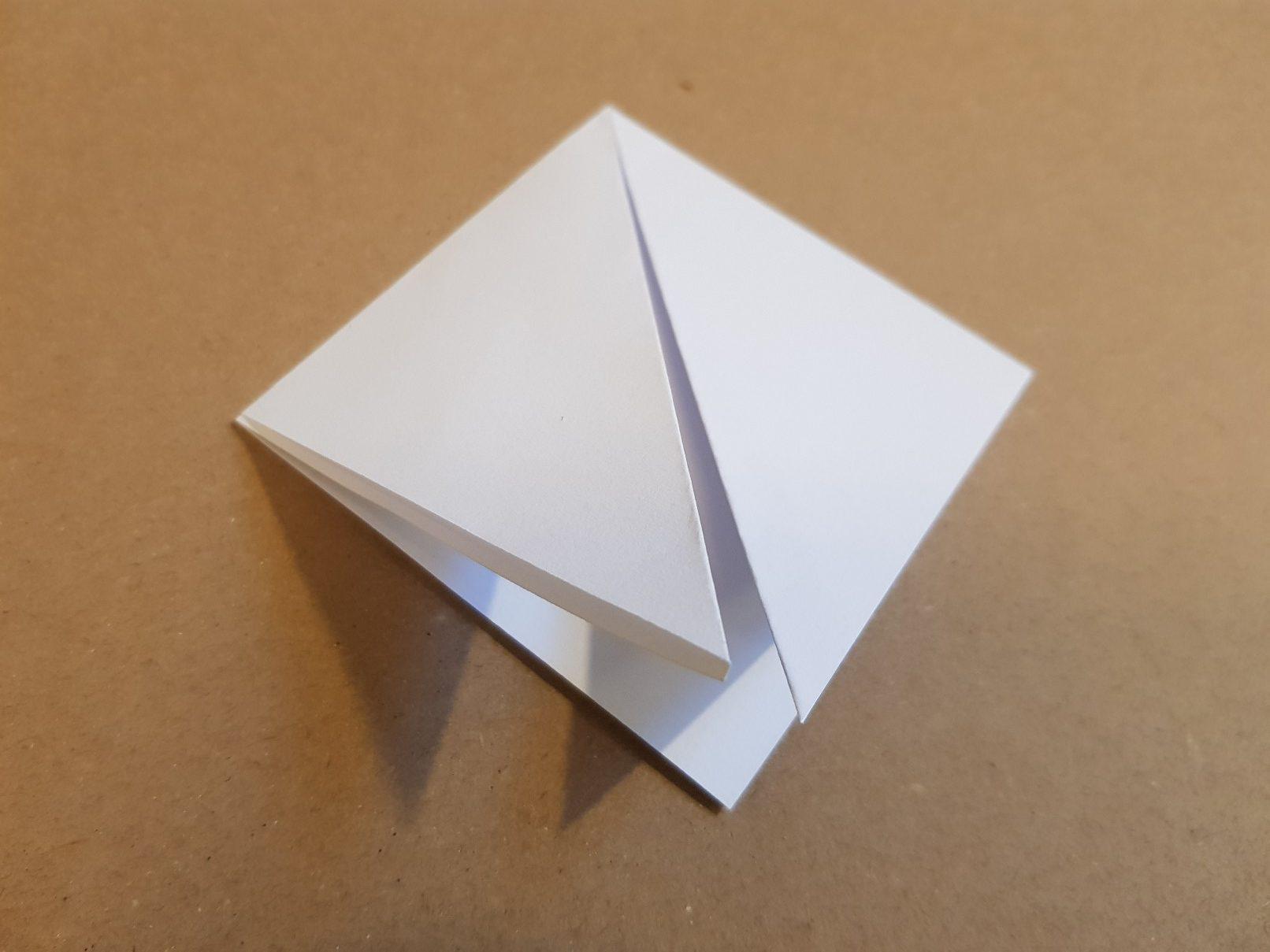 corner bookmark step 2