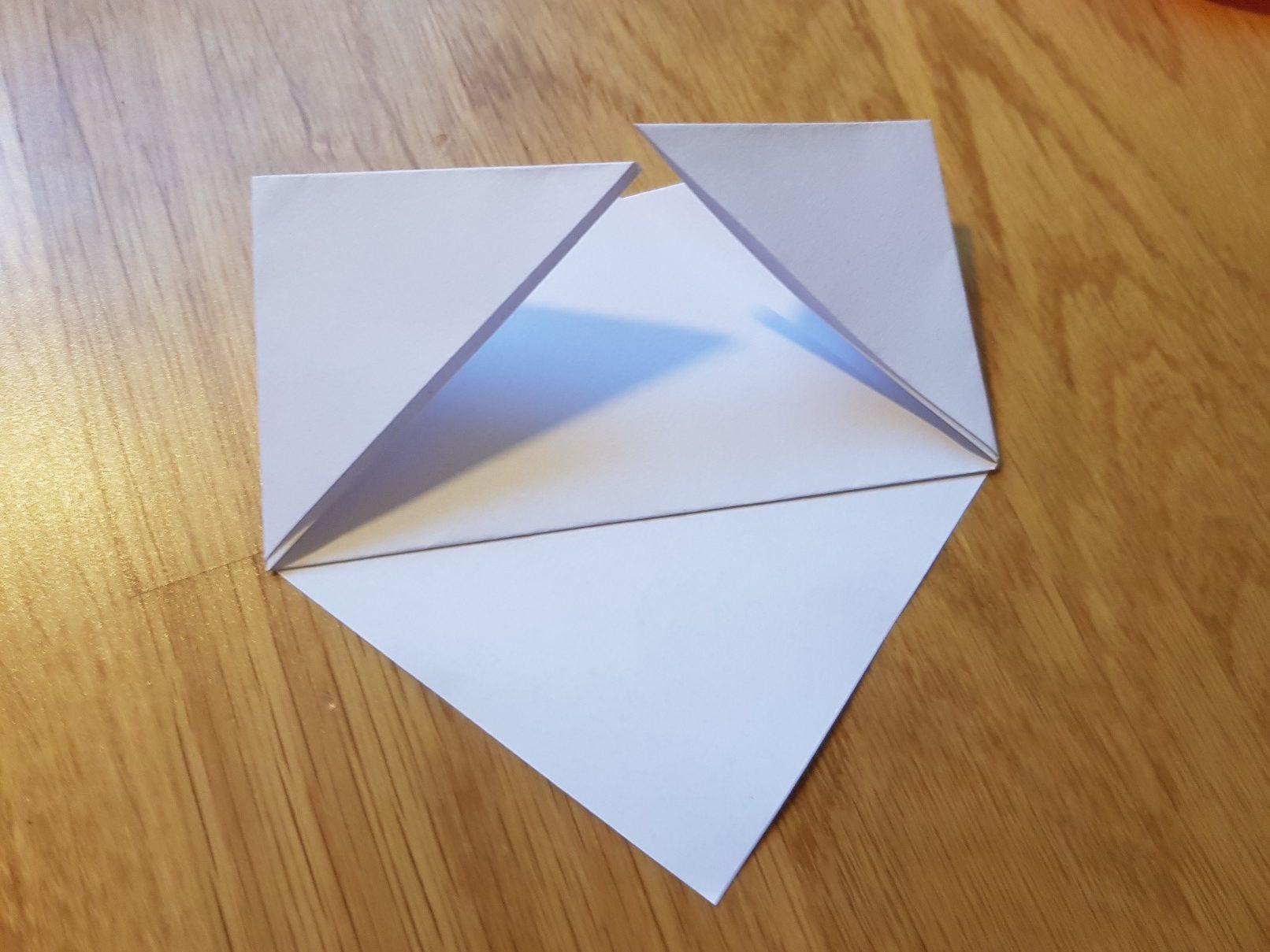corner bookmark step 3
