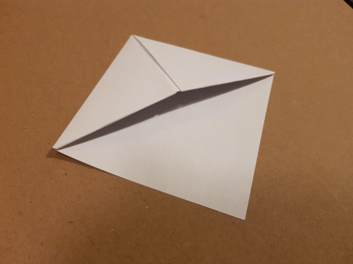 corner bookmark step 8