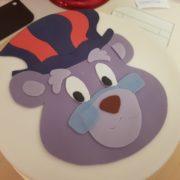 gummi bears birthday cake full zummi