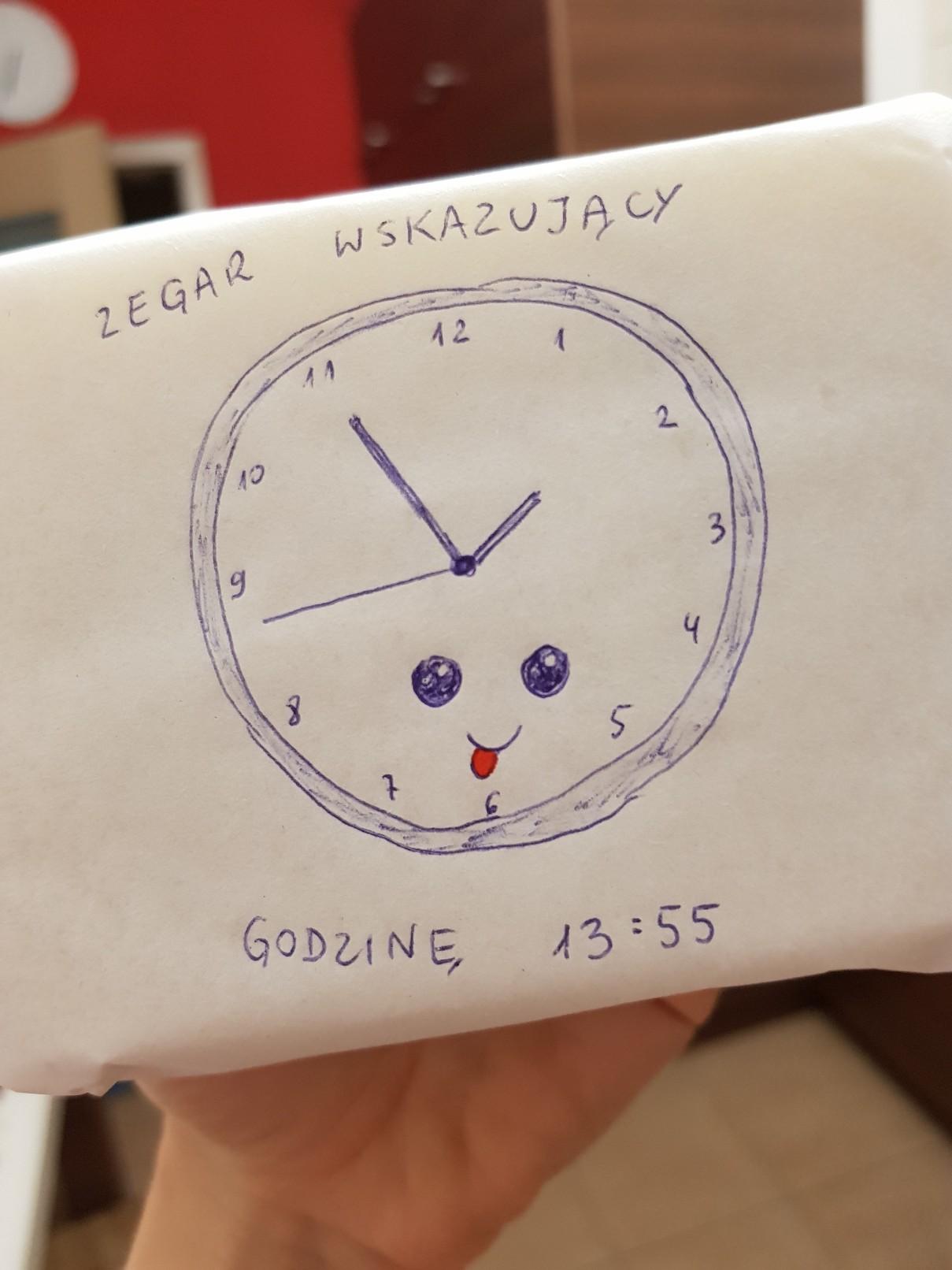 lunchbox art clock