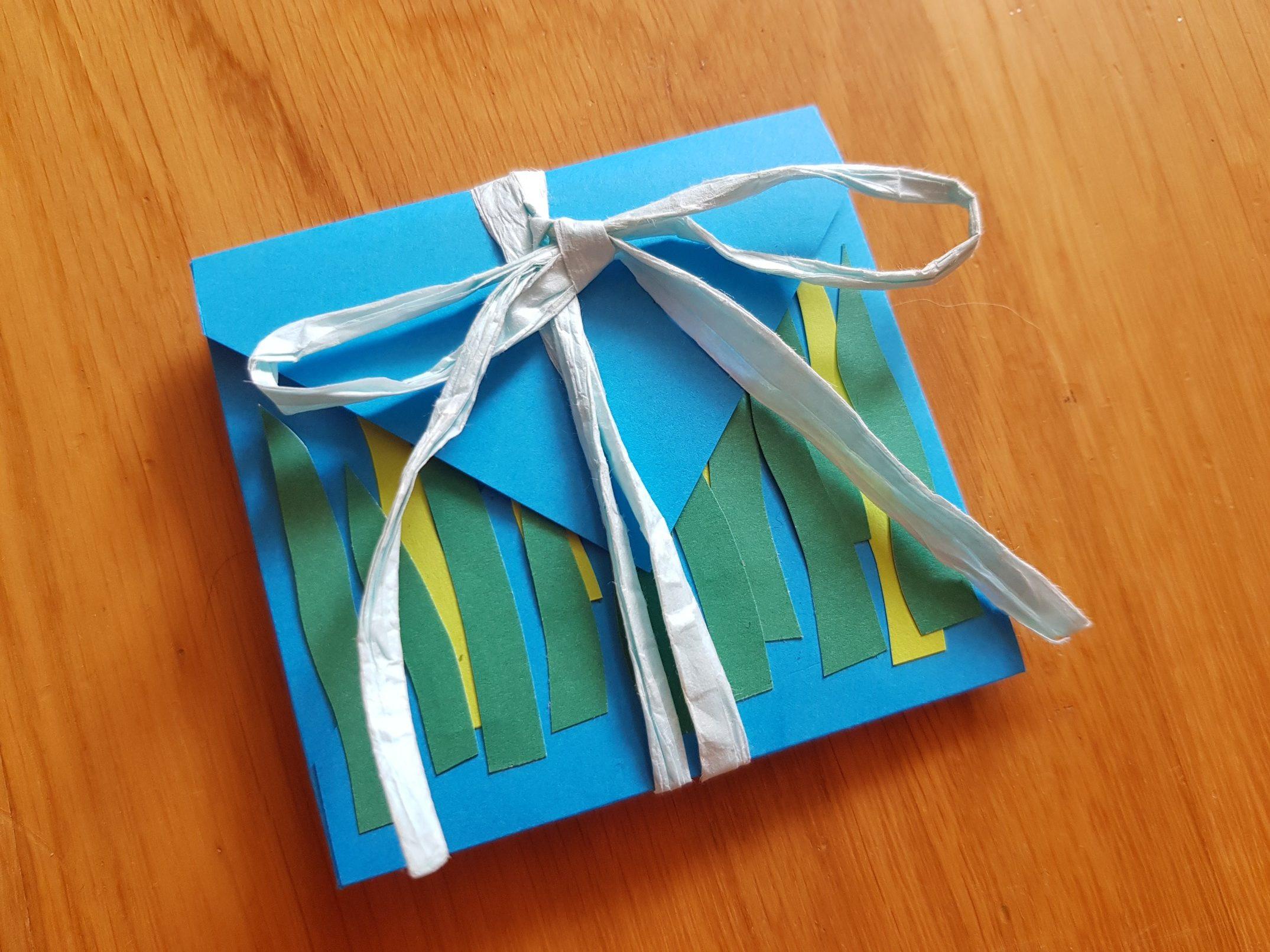 nemo birthday invitation closed string